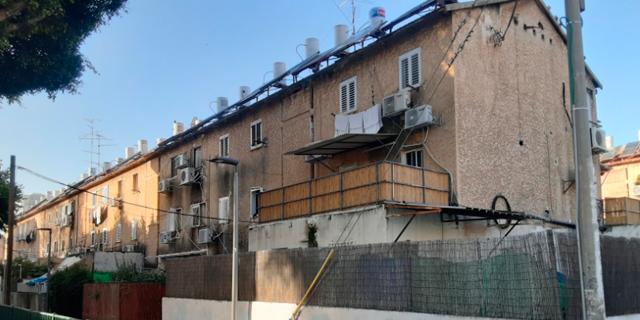 שכונת רמת ורבר בפתח תקווה זירת הנדלן