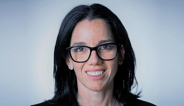 Yasmin Lukatz, Founder and Executive Director of ICON. Photo: PR