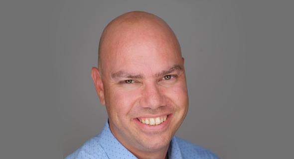 BreezoMeter CEO Ran Korber. Photo: BreezoMeter