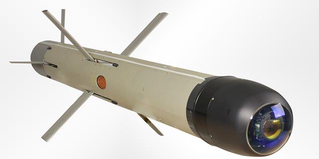 טיל ספייק של רפאל, צילום: באדיבות רפאל