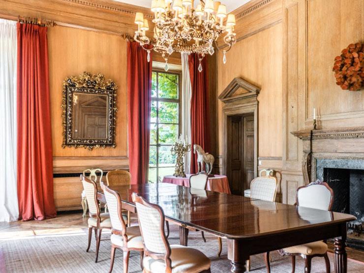 חדר אוכל, צילום:Sotheby
