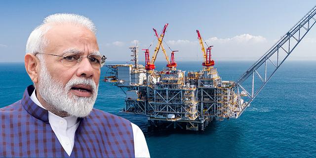 מדוע נטשו 4 חברות אנרגיה הודיות את ישראל מבלי לחפש גז?