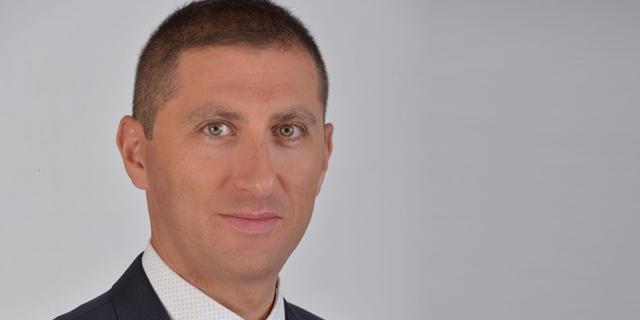 מיכאל נחמנוביץ, מנהל הפעילות של קופאס ביטוח אשראי בישראל, צילום: גיא אסיאג