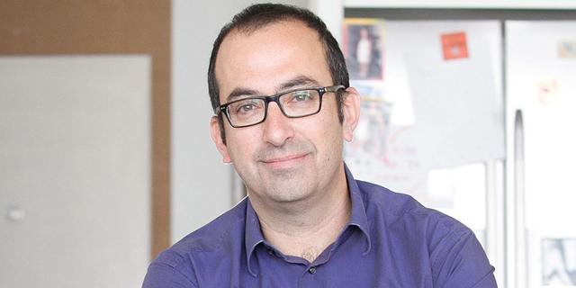 הסופר ישי שריד, צילום: אוראל כהן