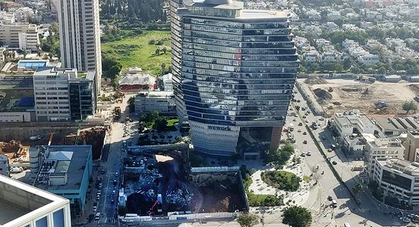 פרויקט ToHa2 במזרח תל אביב. תושבי נחלת יצחק הגישו את הערר, צילום: דוד פרנקל