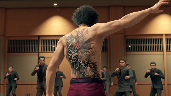 Yakuza: Like a Dragon. טלנובלה יפנית משוגעת עם המון המון מכות