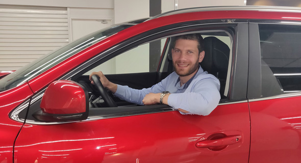 Amos Schupak, Deputy Director Operations Business Development at Renault-Nissan-Mitsubishi Innovation Lab. Photo: Courtesy