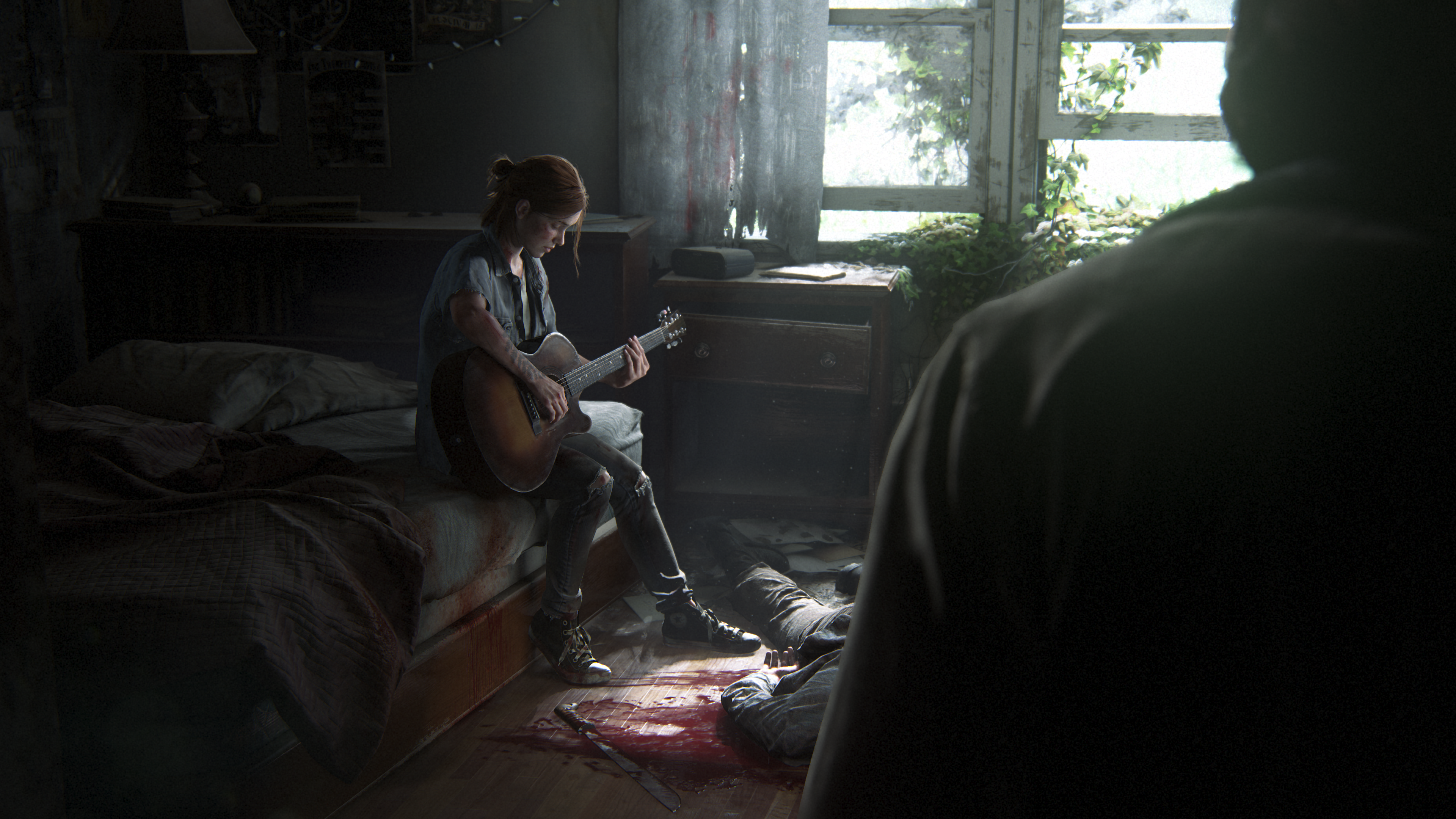 The Last of Us II. קשה, מדכא ואנושי להכאיב