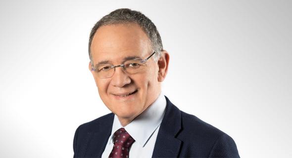 Mickey Blumenthal, a managing partner at Fahn Kanne Grant Thornton Israel. Photo: Eyal Tuag