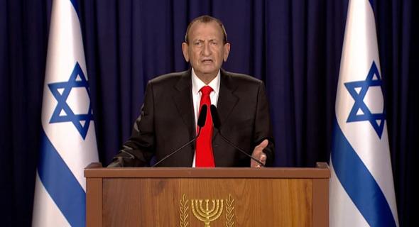 רון חולדאי מודיע על הקמת המפלגה החדשה