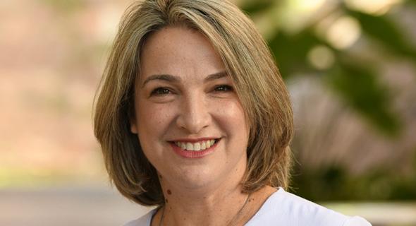 WhiteSource's VP HR, Galit Gold. Photo: PR