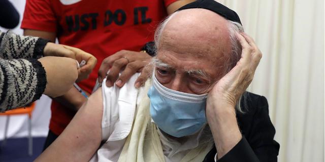 נתוני המתחסנים בישראל: לראשונה בעולם עדות לירידה בהדבקה