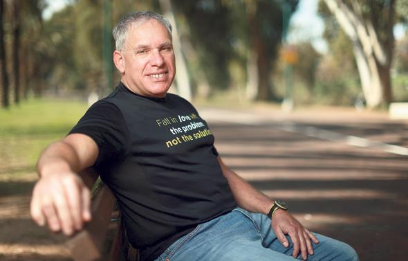 Waze Founder and Kahun Chairman, Uri Levine. Photo: Amit Shaal