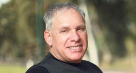Waze founder and serial entrepreneur Uri Levine. Photo: Amit Shaal