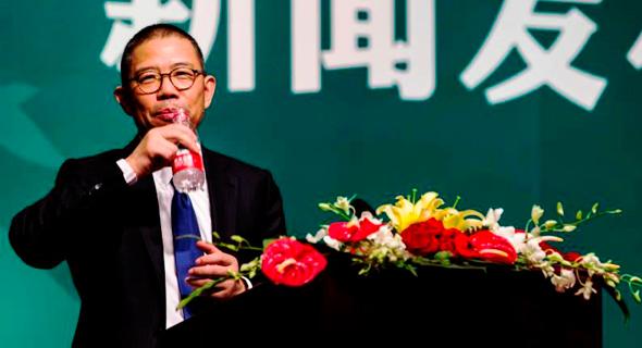 ז'ונג שאנשאן. במקום הראשון באסיה