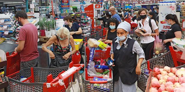 קטר שוק המזון לא עוצר: שנת השיא נגמרה, הרגלי הצריכה יישארו