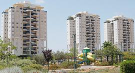 בנייני מגורים במרכז הארץ אדן זירת הנדלן, צילום: אוראל כהן
