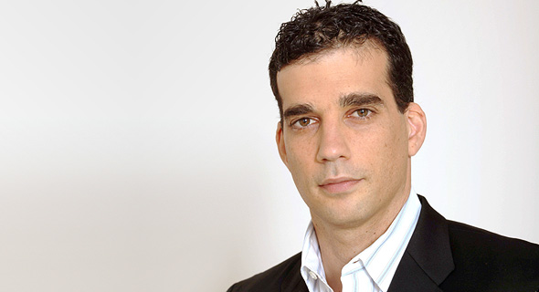 Yoav Hineman, Partner at Fortissimo Capital. Photo: PR