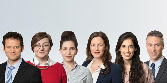 משרד ארדינסט מצרף שישה שותפים חדשים