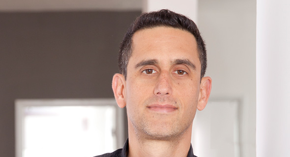 Sproutt's Co-Founder and President, Assaf Henkin. Photo: Lynn Counio