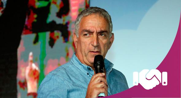 Mati Kochavi, Founder of AGT International. Photo: Yariv Katz