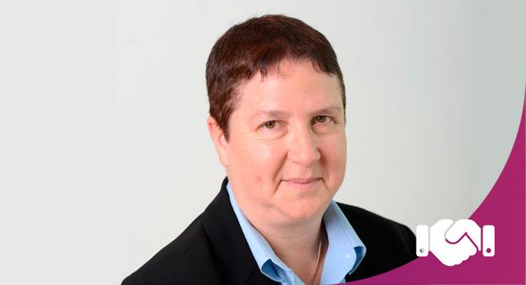 Aya Soffer, Vice president of AI at IBM. Photo: Miri Davidovich
