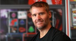 SciPlay CEO Josh Wilson. Photo: Amit Shaal