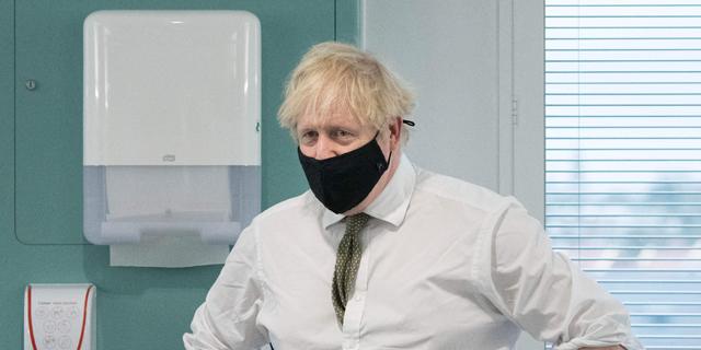 ג'ונסון הכריז על סגר שלישי באנגליה: כל בתי הספר ייסגרו