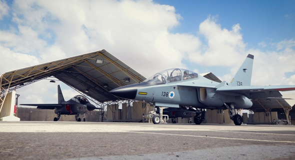 Elbit Systems will provide the Greek air force with Lavi fighter jets (pictured). Photo: Ministry of Defense