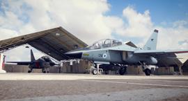 """מטוס """"לביא"""", צילום: משרד הביטחון"""
