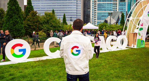 עובדי גוגל משרדי גוגל בארצות הברית, צילום: שאטרסטוק
