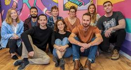 The Spetz team. Photo: Shirel Duchas