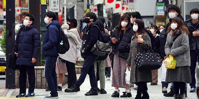 יפן: ראש הממשלה הכריז על מצב חירום בטוקיו