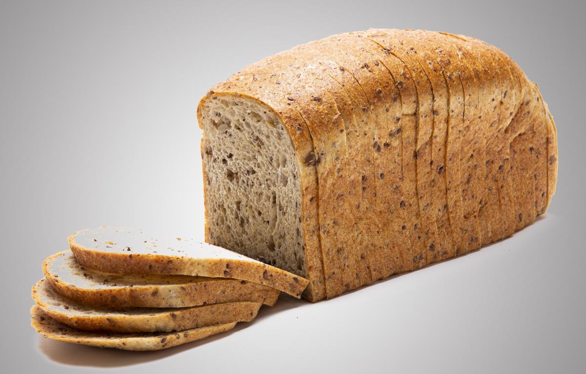 הלחם של a1c. רק 2.6 פחמימה בכל פרוסה