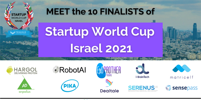 Matricelf, the maker of 3D printed heart, named regional winner of the Startup World Cup