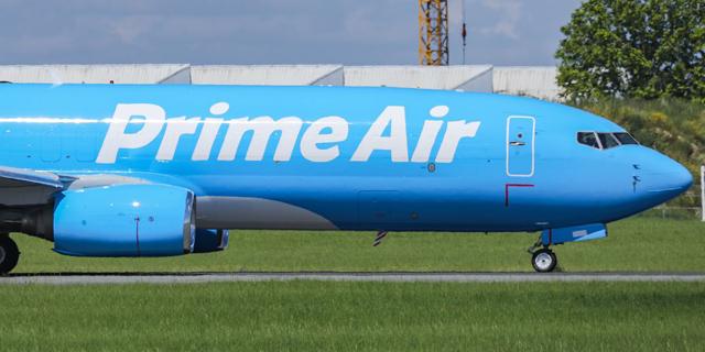 על רקע הגידול במשלוחים: אמזון רוכשת לראשונה צי מטוסים משלה