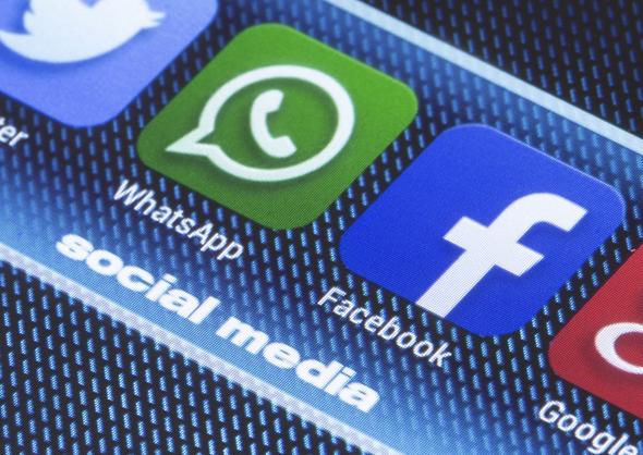 ווטסאפ ופייסבוק