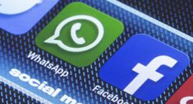 ווטסאפ ופייסבוק, צילום: ש