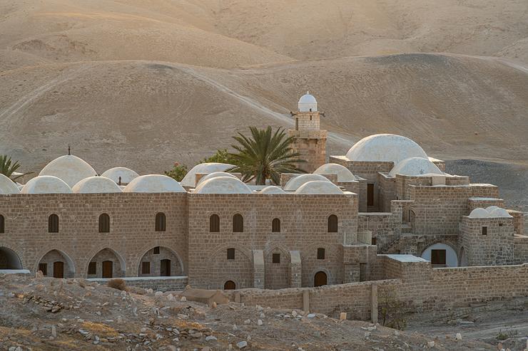 מתחם נבי מוסא - אתר עם איכויות מורשת היסטוריות, אדריכליות ותרבותיות, צילום: שאטרסטוק