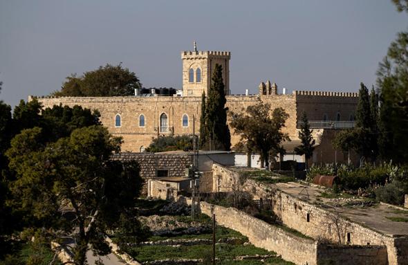 המנזר הקתולי בית ג