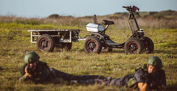 יצרנית רכב השטח איזיריידר מכפר סבא נמכרת בעשרות מיליוני דולרים