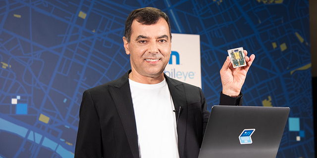 Mobileye's Shashua makes sobering predictions on future of autonomous vehicles