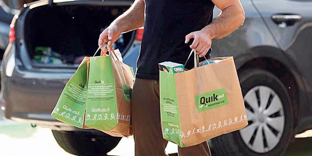 קוויק יוצאת להנפקה וחושפת הפסד, למרות זינוק של 430% במכירות
