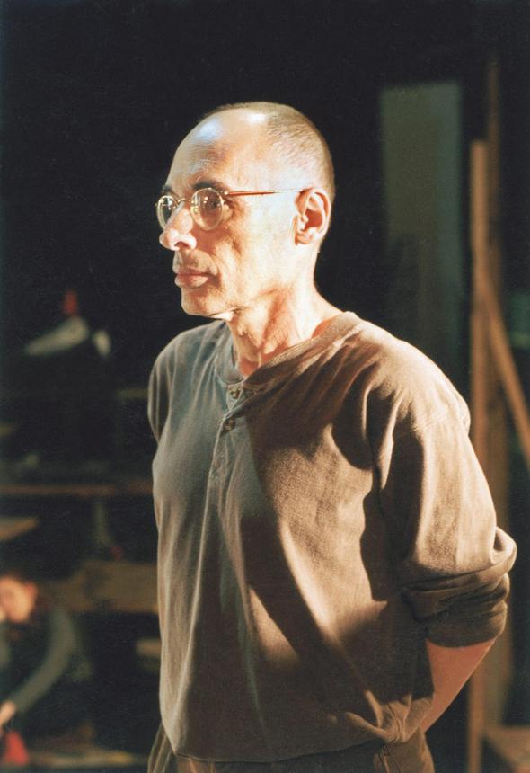 חנוך לוין, צילום: פסי גירש