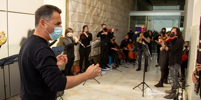 """תזמורת נתניה הקאמרית הקיבוצית בסכנת סגירה: """"נכס תרבותי אדיר"""""""