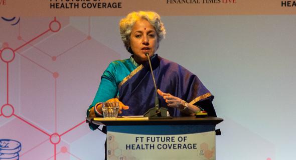 המדענית הראשית הראשי של ארגון הבריאות העולמי סומיה סוומינאתן , צילום: שאטרסטוק