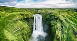 פוטו המדינות עם מזג האוויר הטוב בעולם איסלנד, צילום: שאטרסטוק