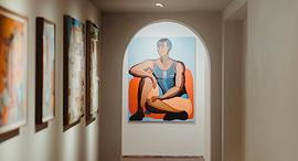 גלריה נסימה לנדאו פנאי, צילום: מונוקול MONOCOLE