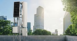 אנטנה דור 5 של נוקיה רשת סלולרית, צילום: Nokia
