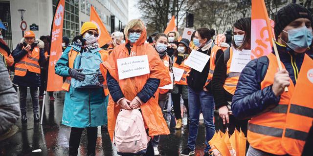 חשש מתופעות לוואי מציב את צרפת בראש סרבני החיסונים